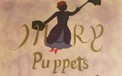 Mary Puppets